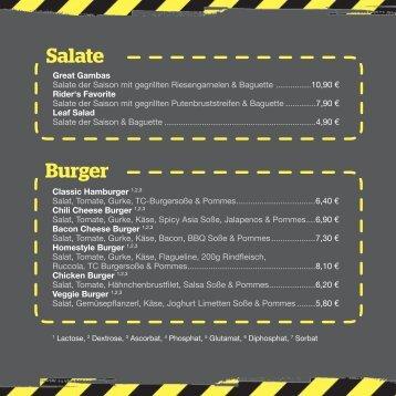 Burger Salate - Turncable