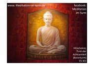 1. 7. 2013 Evopfade Sanghasevaka Andreas Fischer - Meditation im ...