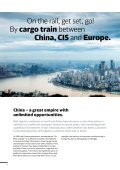 Get your business rolling with innovative rail logistics solutions ... - Page 2