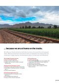 Get your business rolling with innovative rail logistics solutions ... - Page 7