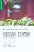 Taufe für Erwachsene - aufbrechen und dazugehören - Nordkirche - Page 4