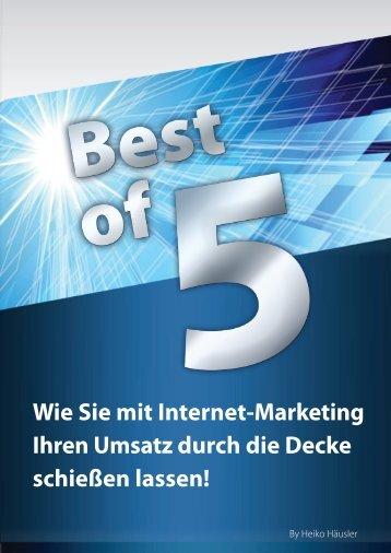 Wie Sie mit Internet-Marketing Ihren Umsatz durch die Decke ...