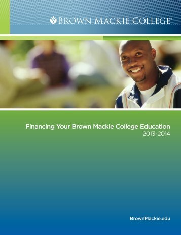 Financial Aid Guide - Brown Mackie College