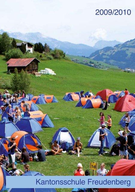 Jahresbericht 2009–2010 - Kantonsschule Freudenberg, Zürich