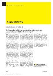 Lesen Sie hier den vollständigen Artikel (PDF-Download) - Volbers ...