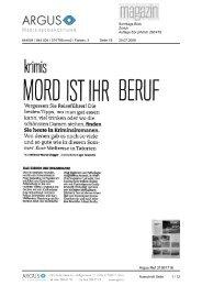 MORD IST IHR BERUF - Rowohlt Theaterverlag