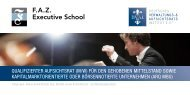 Qualifizierter aufsichtsrat - FAZ Executive School
