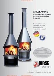 Girse Design Grillkamin-Katalog 2013 als PDF laden - Fachhandel ...