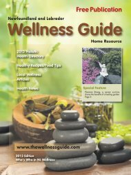 2013 PDF Download - The Wellness Guide