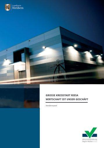 Download Exposé Riesa - Wirtschaftsförderung Region Meißen