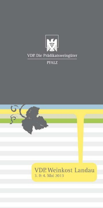 hier - VDP Pfalz