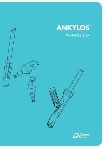 ANKYLOS Produktkatalog - Implant Expo