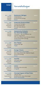 Stadt Vai Kulturprogramm_6 10.13.qxp:Layout 1 - Stadt Vaihingen ... - Seite 4