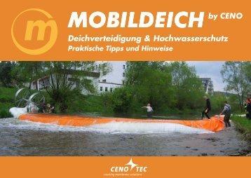 Mobildeich - Deichverteidigung und Hochwasserschutz