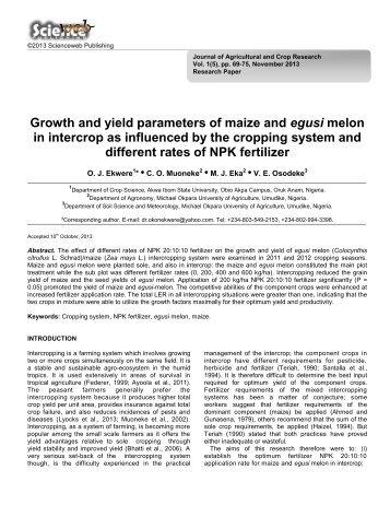 Full Text - PDF - Science Web Publishing