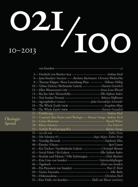10‒2013 - Von Hundert