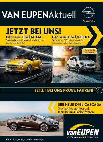 VAN EUPENAktuell - Autohandel Gebr. van Eupen GmbH