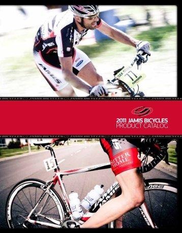 2011 - Jamis Bicycles