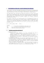 determinacion del contenido de humedad - Escuela de ingenieria ...