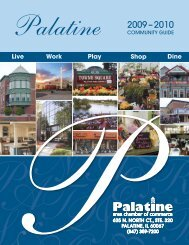 Palatine Community Guide - Communities - Pioneer Press