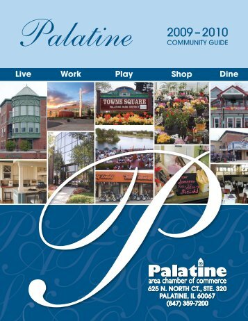 Palatine Community Guide - Communities - Pioneer Press