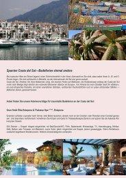 Spanien Costa del Sol—Badeferien einmal anders