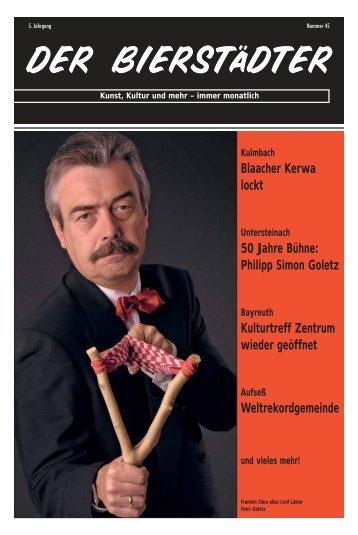 Blaacher Kerwa lockt 50 Jahre Bühne: Philipp ... - bierstaedter.de