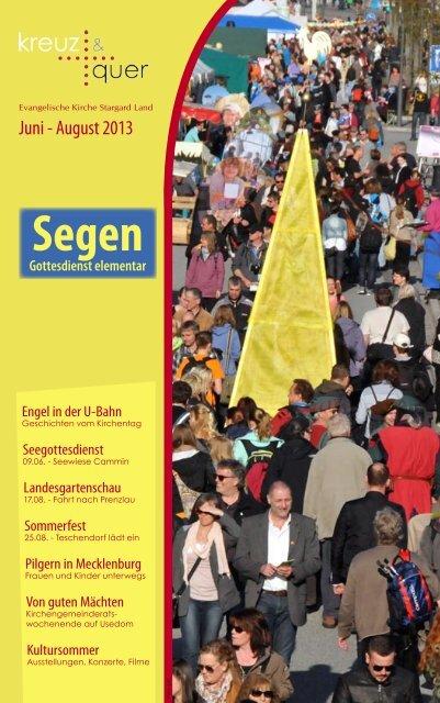 2013/2 - Evangelische Kirche Stargard Land