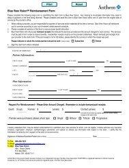 DeltaCare USA claim form - Delta Dental Insurance