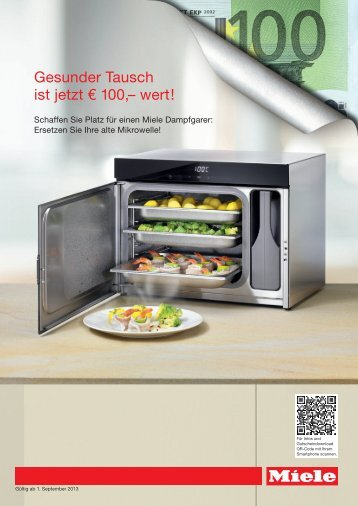 40 Free Magazines From Miele At