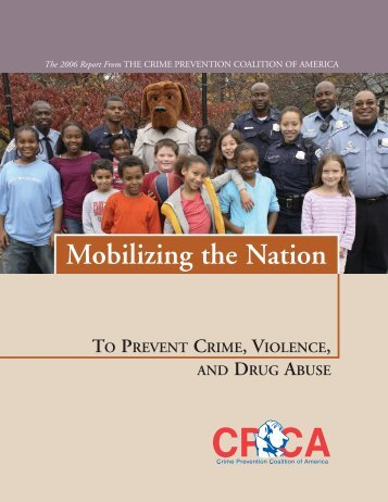 Mobilizing the Nation 2006 (PDF) - National Crime Prevention Council