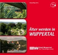Adressen - Stadt Wuppertal