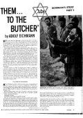 Page 1 Page 2 THEM. THE BUTCHER' by ADOLF EICHMANN OW ... - Page 2