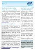 Thoughts from your WA Branch President - Australian Water ... - Page 2