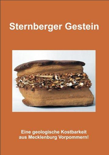 Buch Sternberger Gestein Inhalt.cdr - Geologisches Museum