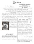 October 20, 2013 Bulletin - St. Joseph Parish - Page 3