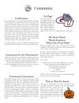October 20, 2013 Bulletin - St. Joseph Parish - Page 6