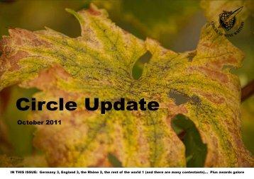 Circle Update