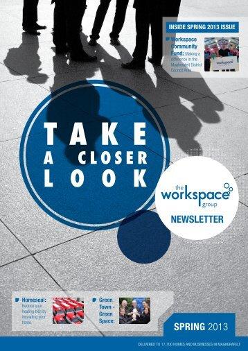 L O O K - The Workspace Group