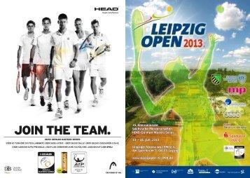leipzig open 2013 - Leipziger Tennisclub 1990 e.V.