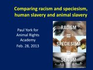 Download the PDF - Animal Rights Academy
