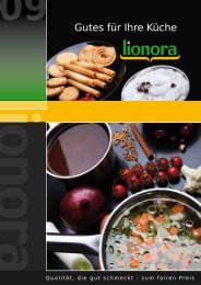 Download Katalog 2009 - LIONORA