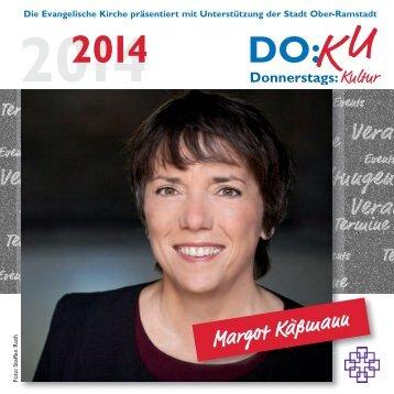 Das Programmheft 2014 - Evangelisches Dekanat Darmstadt-Land