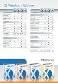 Webshops für SelectLine - 3X Software - Page 6
