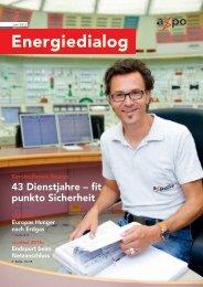 Energiedialog Juni 2013 - Axpo