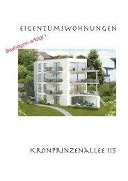 Kronprinzenallee 115 Eigentumswohnungen