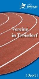 [ Sport ] - Stadt Troisdorf