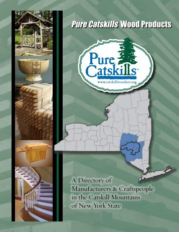 Pure Catskills Wood Products - Catskill WoodNet