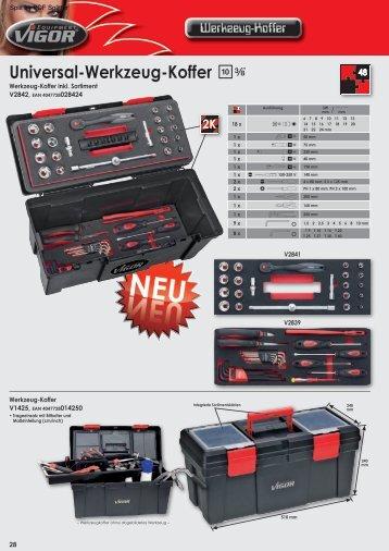 Universal-Werkzeug-Koffer