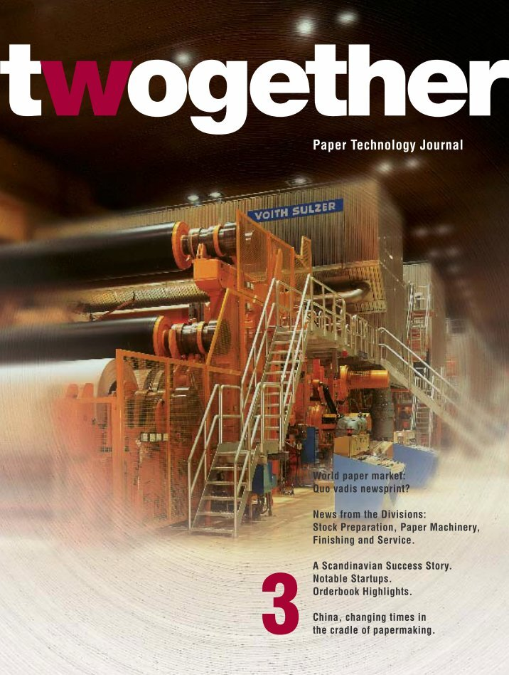 twogether paper technology journal